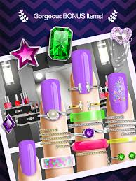 nail salon manicure game app ranking and store data app annie