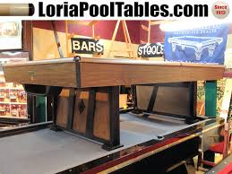 ebonite pool table 3 piece slate sold pre owned ebonite 8ft pool table loria awards