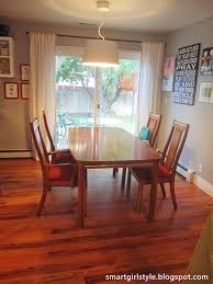 Smartgirlstyle How To Paint A Dining Room Table - Painting a dining room table