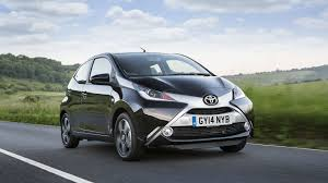 toyota aygo car deals with cheap finance buyacar