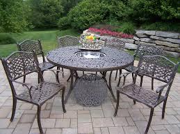 Aluminum Patio Dining Sets - cast aluminum patio furniture clearance home design planning