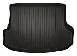 lexus rx 350 in black amazon com husky liners custom fit molded rear cargo liner for