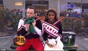 Ferrell Halloween Costumes Today Hosts Recreate 13 Saturday Night Live
