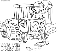 bob the builder coloring pages coloring pages to download and print