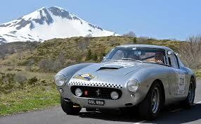 classic ferrari convertible classic ferrari 2 000 k run paris to la rochelle car guy