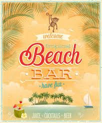 vintage cocktail posters 383 tiki bar stock illustrations cliparts and royalty free tiki