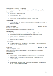 Example Sales Resumes by 10 How To Write A Simple Resume Sample Budget Template Letter
