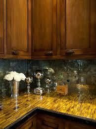 kitchen design ideas mirror or glass backsplash the shoppe
