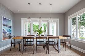 modern dining pendant light island interior with dining room pendant lighting trending on houzz