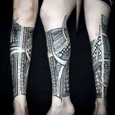 39 best calf images on polynesian tattoos calf