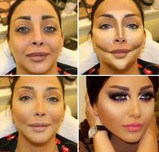Makeup Contour you ll be amazed at these before and after makeup contouring