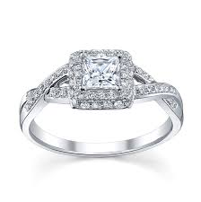 cheap engagement rings princess cut 6 princess cut engagement rings she ll princess cut