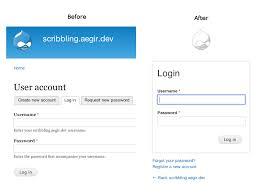 Log In Better Login Drupal Org