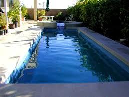 Average Backyard Pool Size Cool 10 Back Yard Lap Pool Dimensions Design Decoration Of