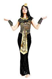 Egyptian Queen Halloween Costume 2016 Masquerade Party Halloween Costume Cleopatra Egyptian