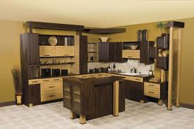 best kitchen wall color ideas kitchenidease brown kitchen wall