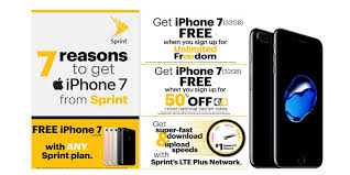 best black friday deals 2016 sprint sprint matches t mobile u0027s free 32gb iphone 7 w trade in deal