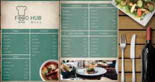 flyer menu template 50 free restaurant menu templates food flyers covers psd vector