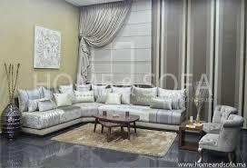 tissu salon marocain moderne home sofa salon marocain u2013 chaios com