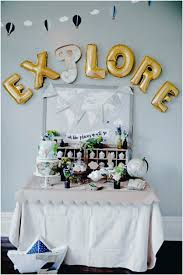 best baby shower themes baby boy shower themes 20 boy baby shower decoration ideas