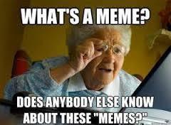 Dawkins Meme - the tragedy of the meme blog blogger bloggest