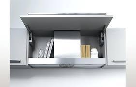 meuble haut cuisine avec porte coulissante meuble haut cuisine avec porte coulissante 14 hotte integree dans