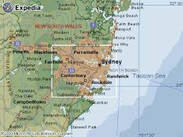 sydney australia map sydney australia map photos search travel on a budget