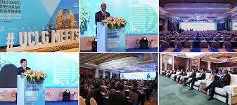 ucl bureau hangzhou welcomes the uclg council putting smart cities at