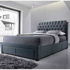 The 25 Best Wooden Beds by Amazing Maree Natural Velvet Effect Upholstered Bed Frame Dreams
