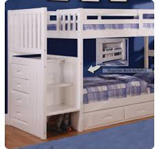 Bunk Bed With Storage Stairs Bunk Bed With Stairs Factory Bunk Beds