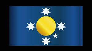 Blue Flag With Stars New Australian Flag Design The Sun And Stars Youtube