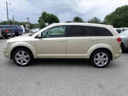 Dodge Journey 2010 - gold dodge journey in florida for sale used cars on buysellsearch