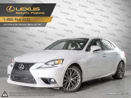 used lexus for sale alberta 2016 lexus is 300 for sale in edmonton alberta