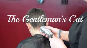 haircuts at home gentleman u0027s haircut tutorial getting started