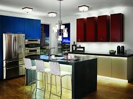 Kitchen Led Lighting Ideas by Alluring Strip Led Kitchen Lighting Featuring Led Lights