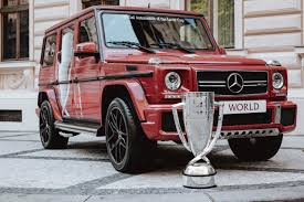 mercedes sport mercedes benz global sponsor of the laver cup 2017