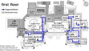 japanese home floor plan asakura japanese house mansion floorplan summer house