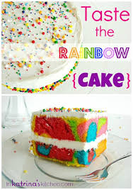rainbow swirl cake recipe in katrina u0027s kitchen