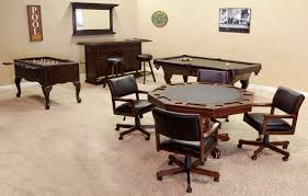 c l bailey game room designs