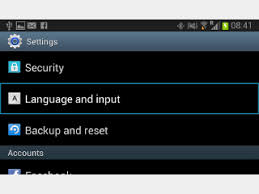 add language to android adding additional languages to an android tablet languages