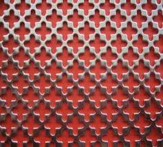 Perforated Decorative Metal Sheet Perforated Metal UBO Wire Cloth