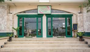 facade de cuisine จะ dining หร อช ลล ก บกาแฟ ต องท trakarn de cuisine