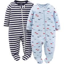 child of mine by s newborn baby boy bodysuits 6 pack
