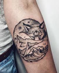 cutest fox tattoo designs 2018 u2014 best tattoos for 2018 ideas