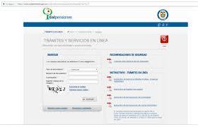 colpensiones certificado para declaracion de renta 2015 consulta semanas cotizadas en colpensiones
