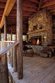 Rustic Homes Best 25 Cabin Fireplace Ideas Only On Pinterest Timber Homes
