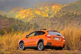 subaru orange crosstrek that u0027s so 2015 subaru xv crosstrek is your rainbow car for