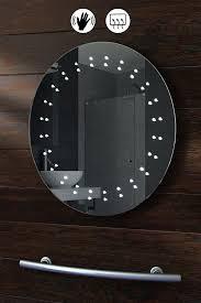 electron led energy saving illuminated bathroom mirror my furniture