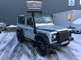 land rover defender 90 lifted land rover defender 90 xs 52 2003 loaded with extras in