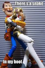 Revoltech Woody Meme - the rev 3 0 dc012 creepy woody polymorphous perversity